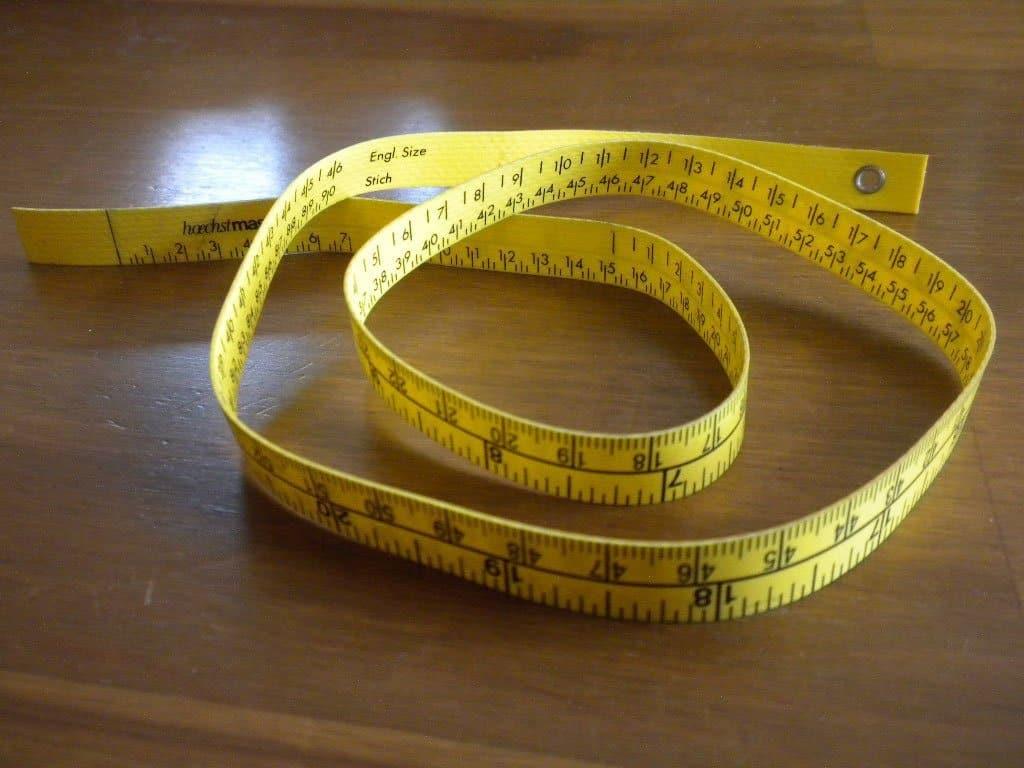 Shoe Measuring Tape