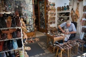 Shoe Making Cobbler