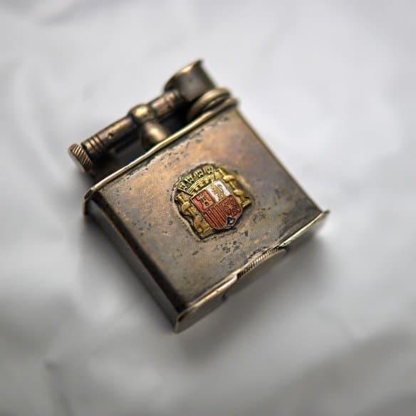 Old Cigarette Lighter