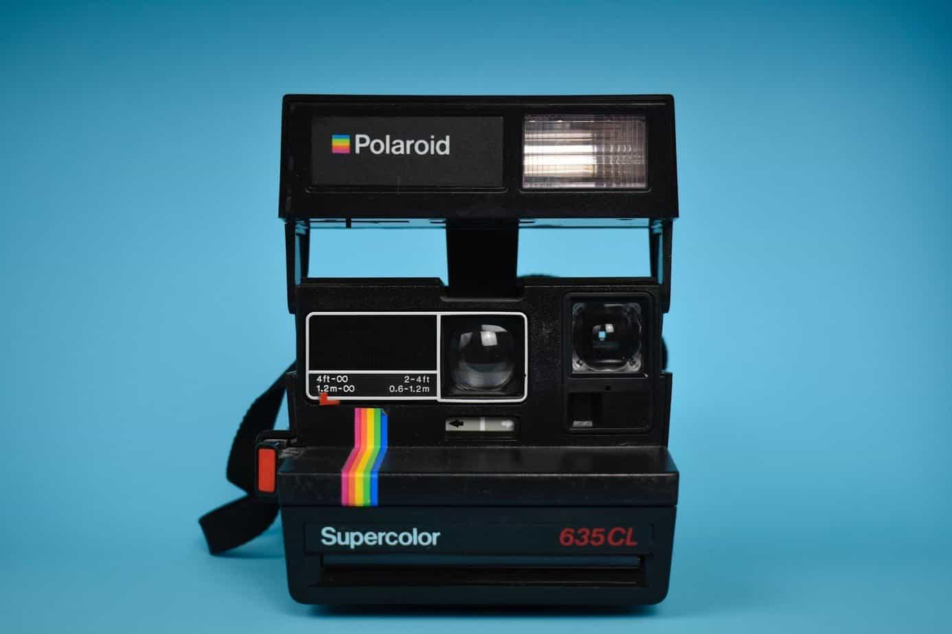 Early Digital Cameras