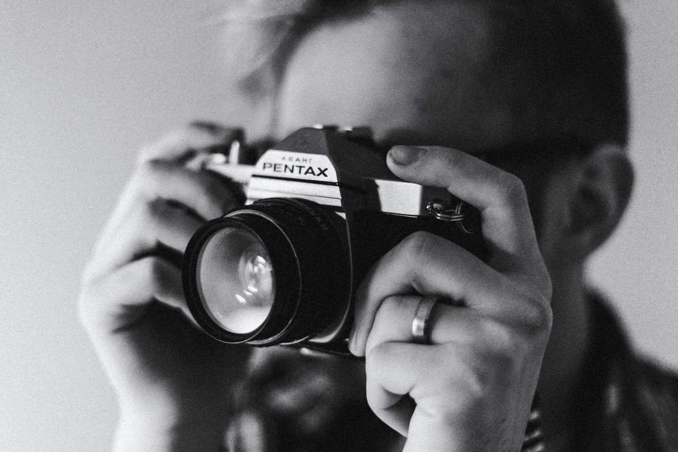 The benefits of using a film camera