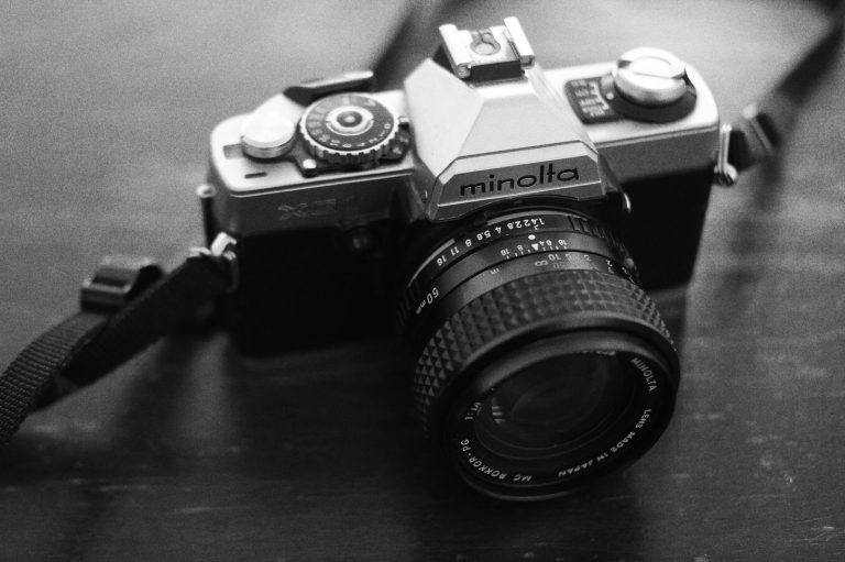 Why You Should Own an Analog Camera
