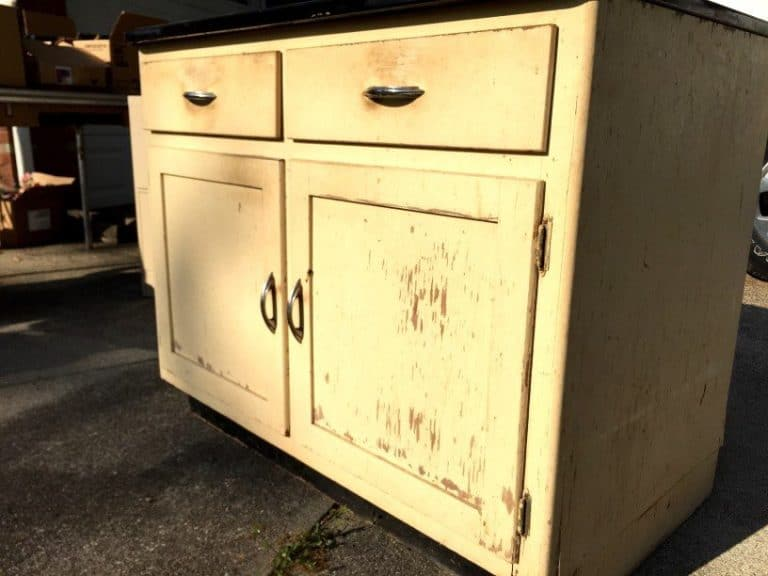 Classic Vintage Hoosier Cabinet