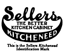 Sellers Kitcheneed Cabinet logo