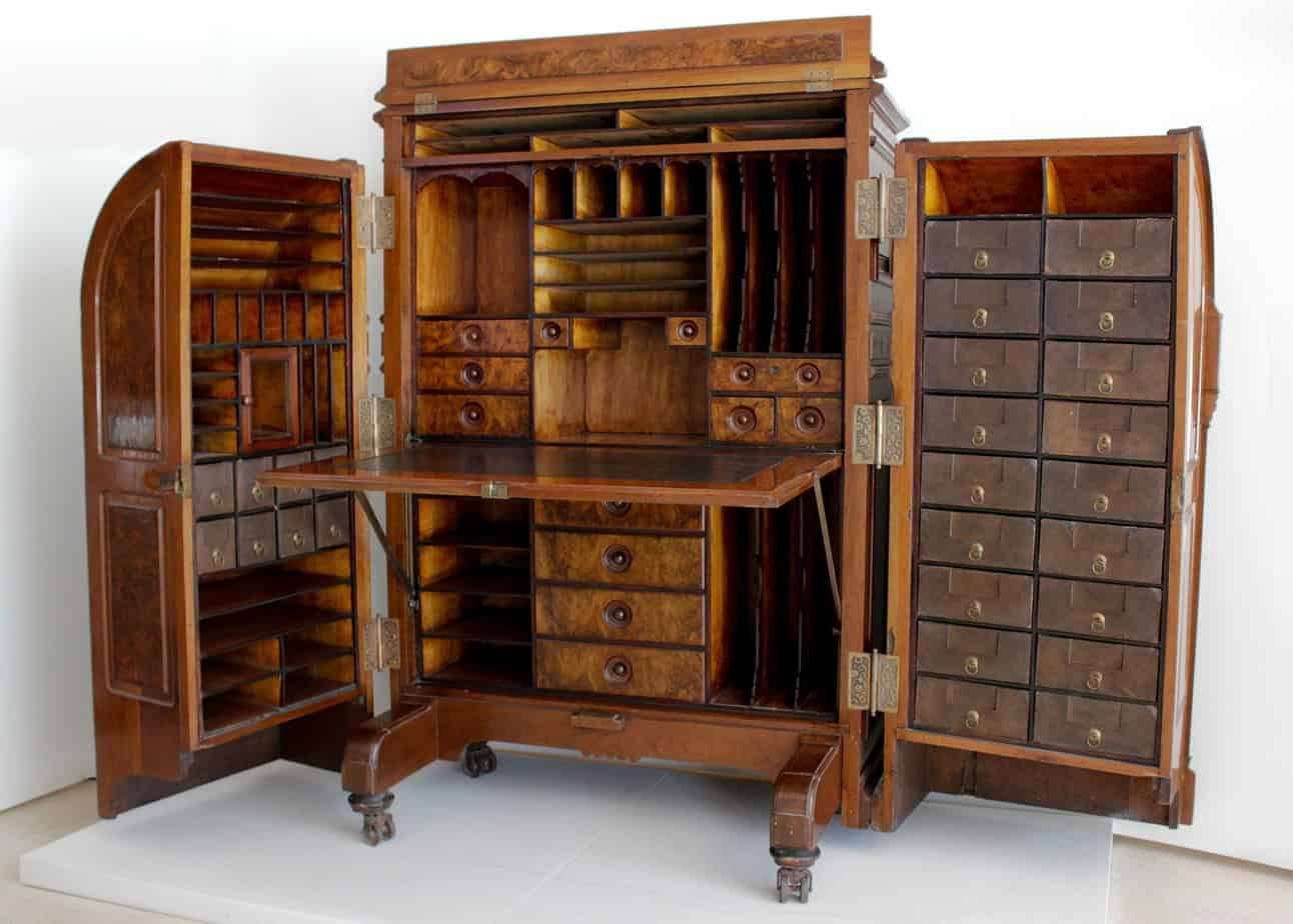 The Wooten Desk: A Unique Collectible