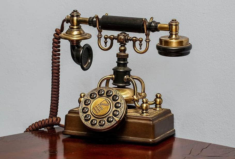 telephone communication call dial 1