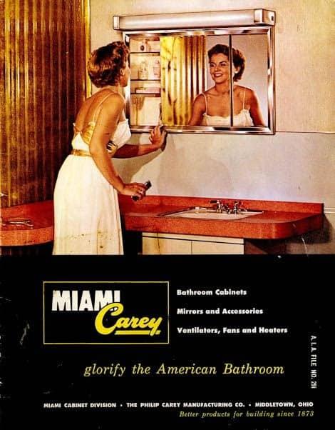 Miami Carey Medicine Cabinet