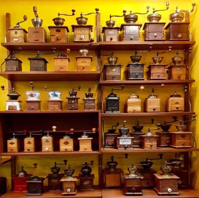 Vintage Coffee Grinder Values