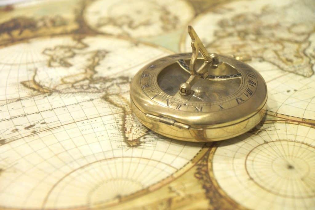 Vintage Navigational Instruments