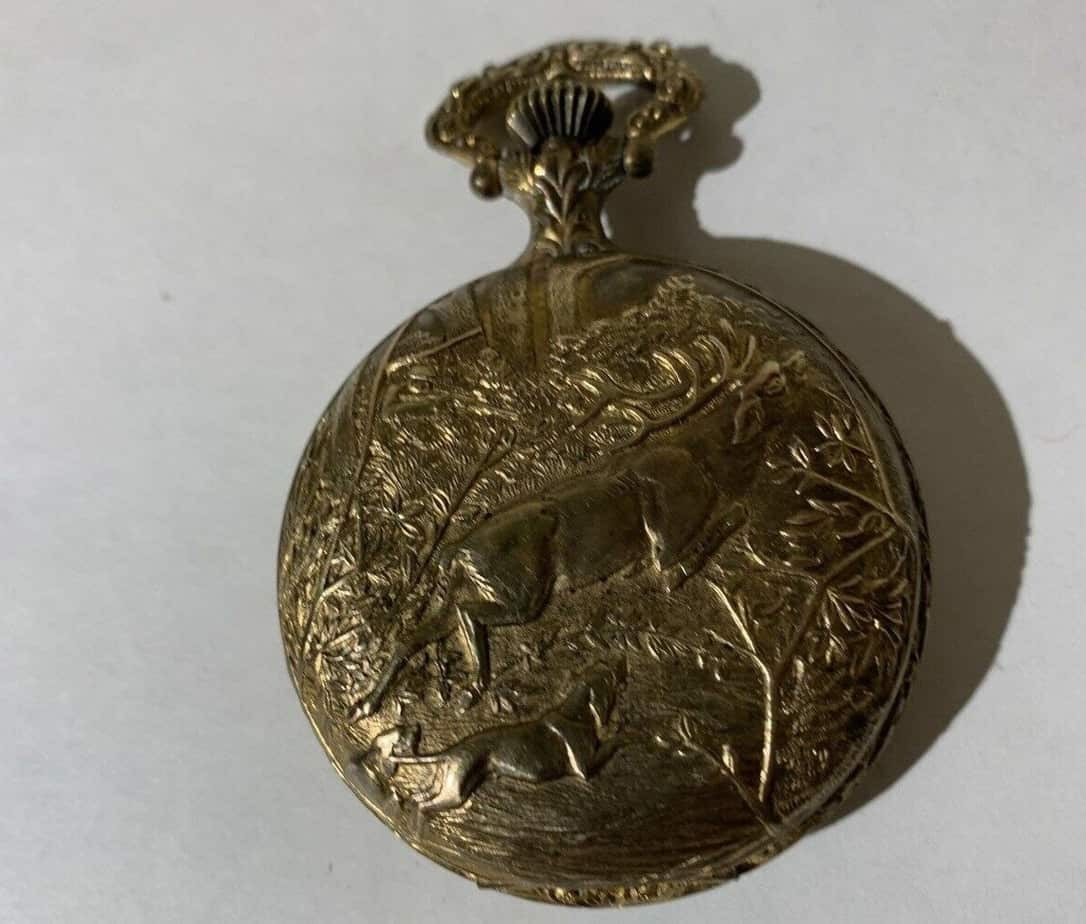 Arnex Pocket Watch s l1600 5
