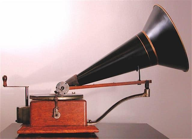 Emile Berliner Gramaphone
