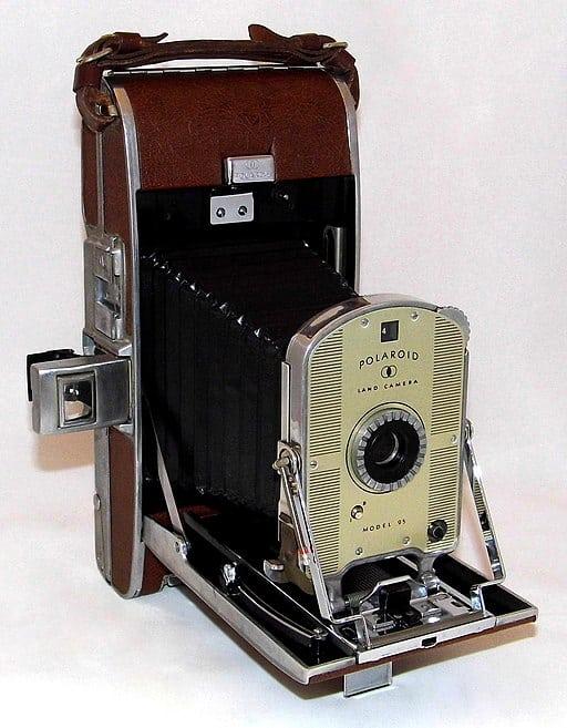 Polaroid Land model 95