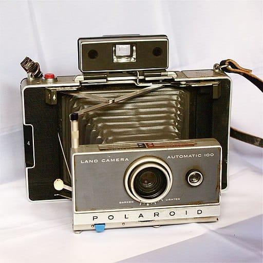 Polaroid Land 100