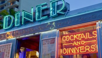 7 Retro Diner Signs We Think You'll Love