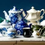 Antique Teapots