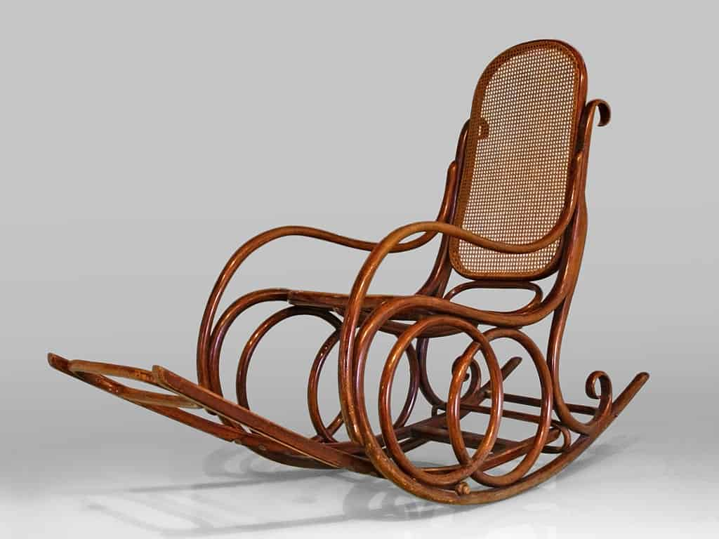 Bentwood Rocking Chair - Thonet