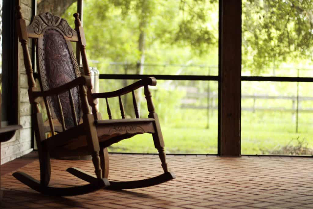 Rocking Chair History