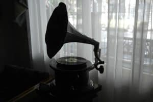 Phonograph and Gramophone