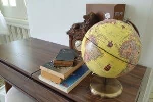 Types of Vintage Globes