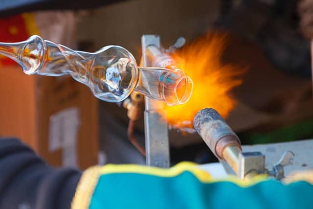 History of Glass Blowing