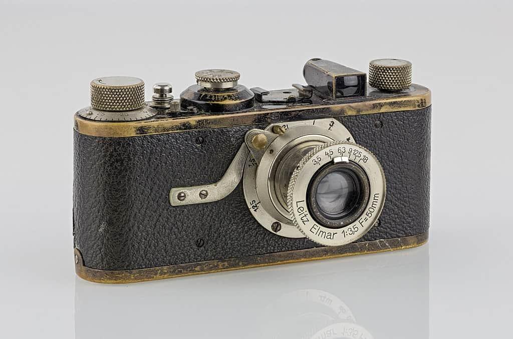 LEI0060 186 Leica I Sn.5193 1927 Originalzustand Front-2 FS-15
