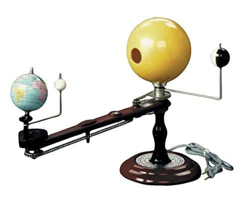 Science First 527426 Trippensee Synchronized Planetarium - Illuminated Eclipse Simulator Model