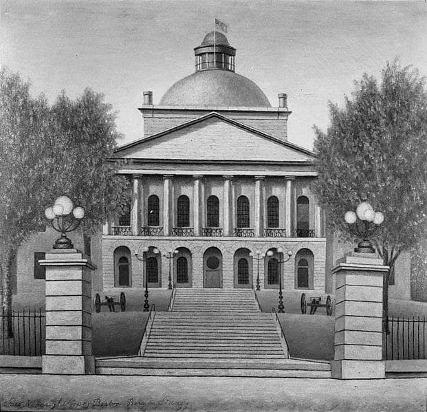 File:Maine State House, mid 1800s - Augusta, Maine.jpg